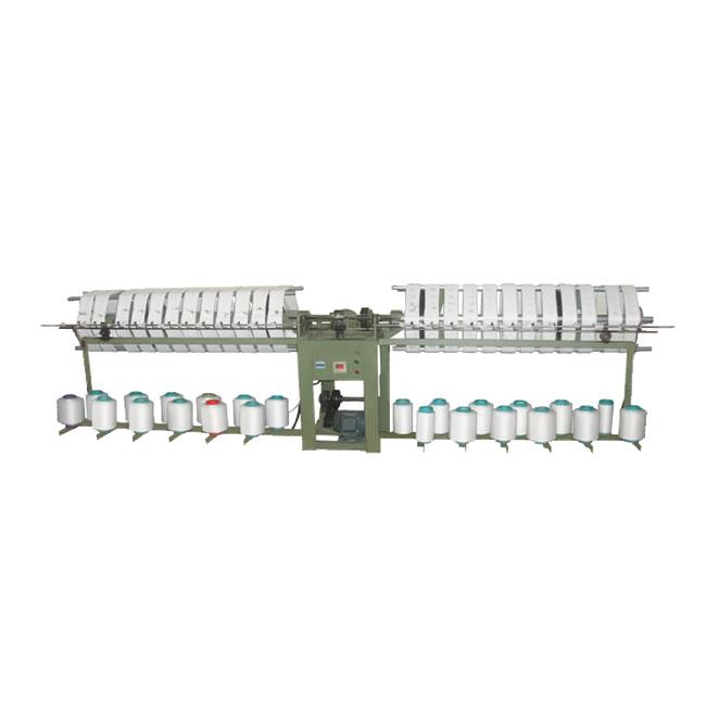 DM24k 绞纱络筒机